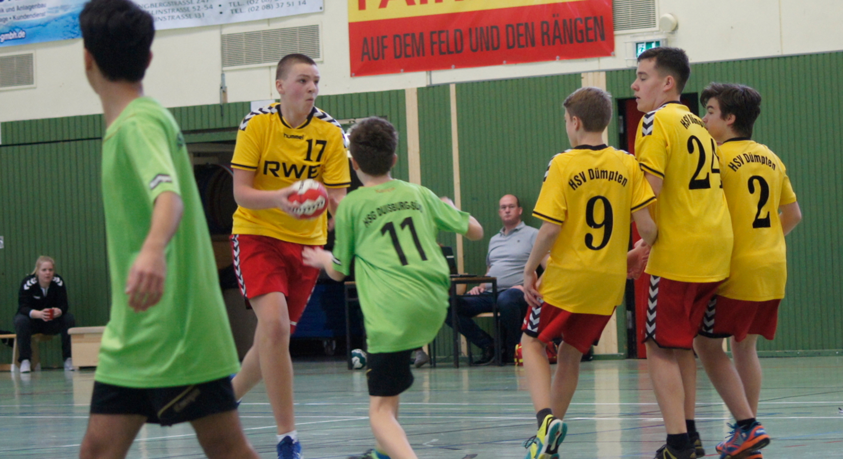 You are currently viewing A-JUGEND STARTET BEI DER OBERLIGA-QUALIFIKATION